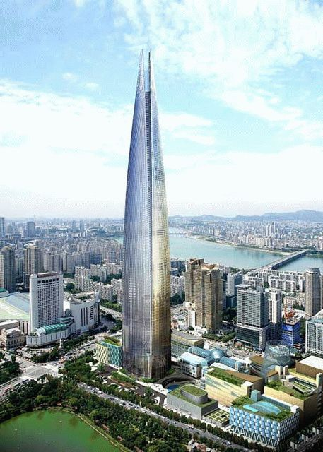 Lotte Super Tower 123